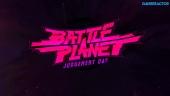 Battle Planet: Judgement Day - Jason Coffi Interview