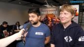 GRTV intervjuar teamet bakom Shadowgun War Games