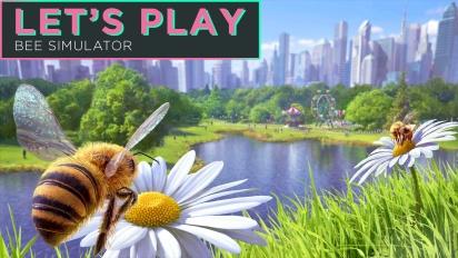 GRTV spelar lite Bee Simulator