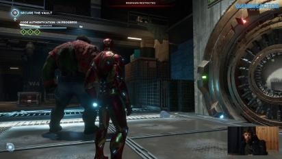 GRTV spelar Marvel's Avengers - Endgame