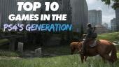 GRTV listar de tio bästa PS4-spelen
