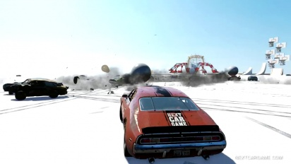Next Car Game - Sneak Peak Technology Demo 2.0