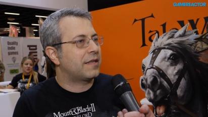 Mount & Blade II: Bannerlord - Vi pratar med Armagan Yavuz