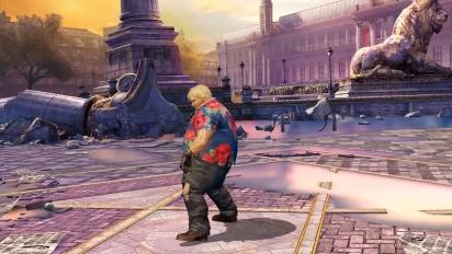 Tekken Mobile –- Bob Reveal Trailer