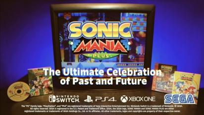Sonic Mania Plus - Infomercial