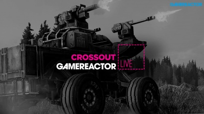GRTV tillbringar lite tid med Crossout
