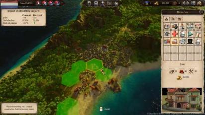 Port Royale 4 - Beta Trailer