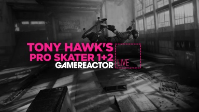 GRTV spelar Tony Hawk's Pro Skater 1 + 2
