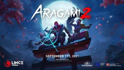 Aragami 2 - Gameplay Sneak Peek