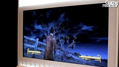 TGS 10: Fallout New Vegas gameplay