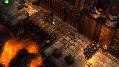 Lara Croft and the Guardian of Light - PS3 Launch Trailer