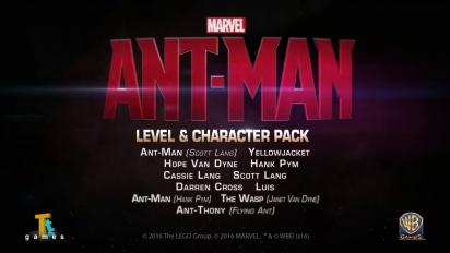 Lego Marvel Avengers - Ant-Man trailer