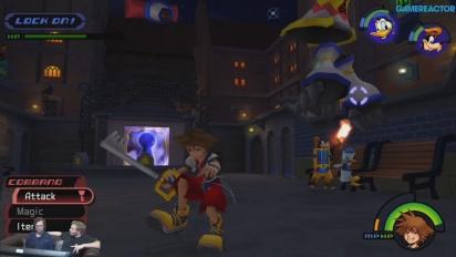 Vi spelar Kingdom Hearts HD 1.5 + 2.5 Remix