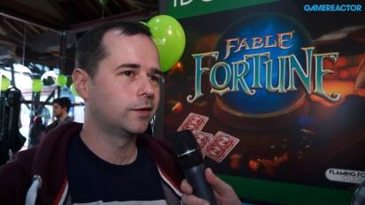 Fable Fortune - Intervju med Craig Oman