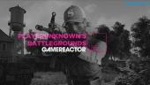 Vi spelar PlayerUnknown's Battlegrounds
