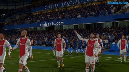 FIFA 18 - Switch Gameplay #1