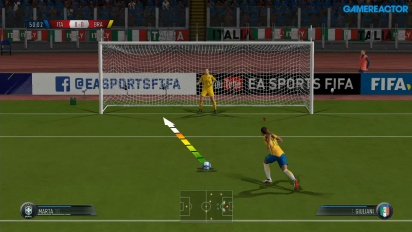 FIFA 18 - Switch Gameplay #2