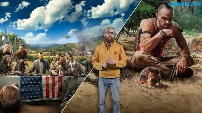 Far Cry 5 - Fem orsaker till varför Far Cry 3 fortfarande regerar (Video#1)