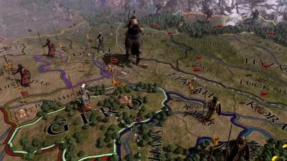 Europa Universalis IV: Dharma - Release Trailer