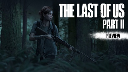 GRTV spelar The Last of Us: Part II