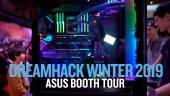 GRTV på Dreamhack 19: Vi besöker Asus bås