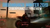 GRTV på Dreamhack 19: Vi kikar närmare på Cyberpunk 2077