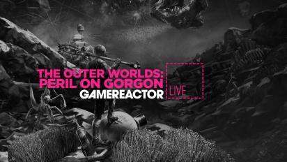 GRTV myser med The Outer Worlds: Peril on Gorgon