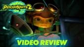 Psychonauts 2 - Videorecension
