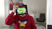 Angry Birds - Simon Pierro with Abra-Ca-Bacon