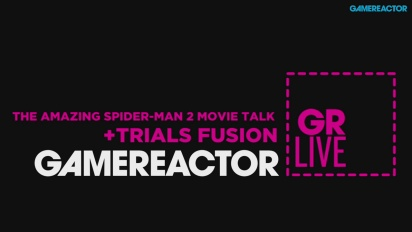 The Amazing Spider-Man 2 Movie Talk + Trials Fusion - Livestream Replay