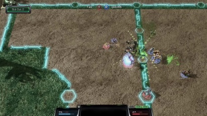 Starcraft II: Heart of the Swarm - Star Strikers World Championship Trailer