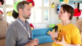 Angry Bird 2 - Oskar Burman Interview