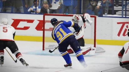 NHL 17 - Shape Your Legacy Gameplay Trailer