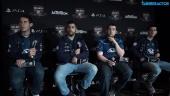 Call of Duty XP - Team EnVyUs-presskonferens