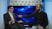 Sony XF90 & AF8 - Gavin McCarron intervjuad