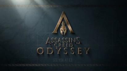 Assassin's Creed Odyssey - E3 Teaser