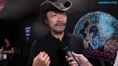 GRTV intervjuar teamet bakom Bloodstained: Ritual of the Night