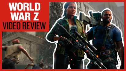 GRTV videorecenserar World War Z