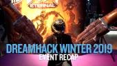 GRTV på Dreamhack 19: Vi sammanfattar eventet