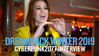 GRTV på Dreamhack 19: Intervju med CD project