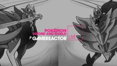 GRTV fångar fler fickmonster i Pokémon Sword/Shield