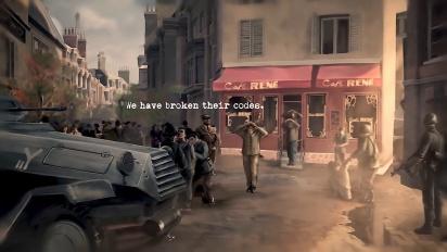 Hearts of Iron IV: La Resistance - Release Trailer