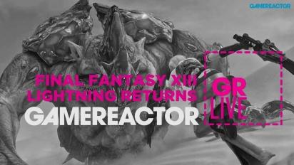 Lightning Returns: Final Fantasy XIII - Livestream-repris