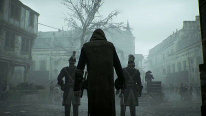 Assassin's Creed: Unity - Dead Kings DLC Gameplay Launch Trailer