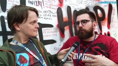 Overkill's The Walking Dead-intervju