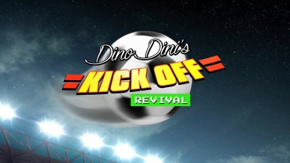 Dino Dini's Kick Off Revival - Launch trailer