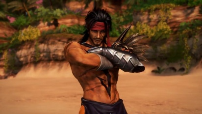 Dissidia Final Fantasy NT - Jecht Trailer
