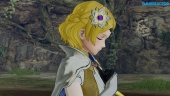 Fire Emblem Warriors - Vi slåss mot Lianna & Ryoma