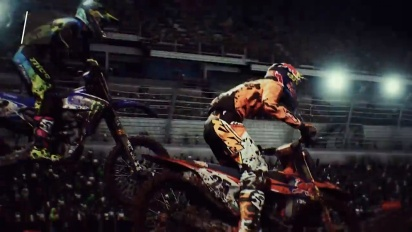 Monster Energy Supercross: The Official Videogame - Championship Trailer