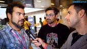 GRTV intervjuar teamet bakom Blasphemous